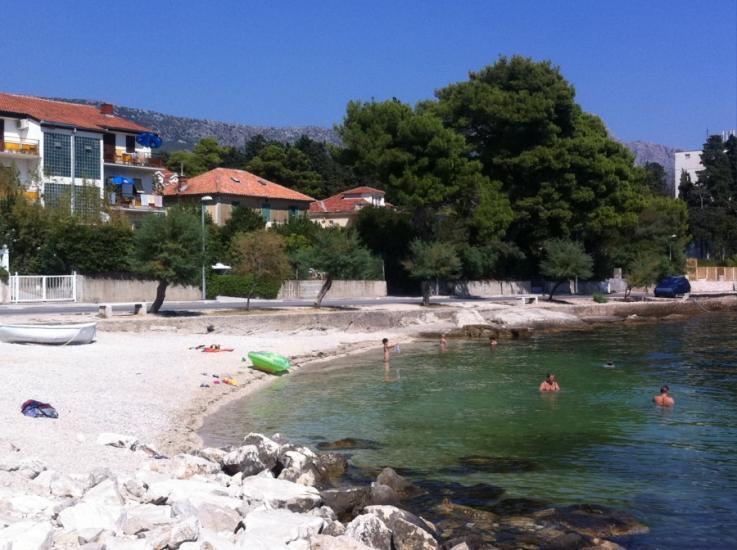 Beaches Kastel Stari Paicevo Ka Tel Stari