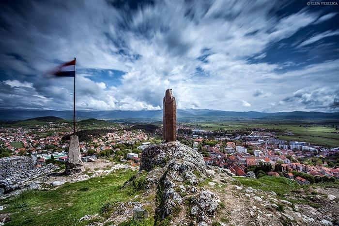 Sinj Croatia Central Dalmatia Inland