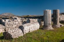 Archaeological sites - Doclea