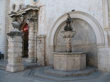 Small Onofrio Fountain