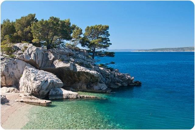 Makarska Croatia Central Dalmatia Makarska Riviera