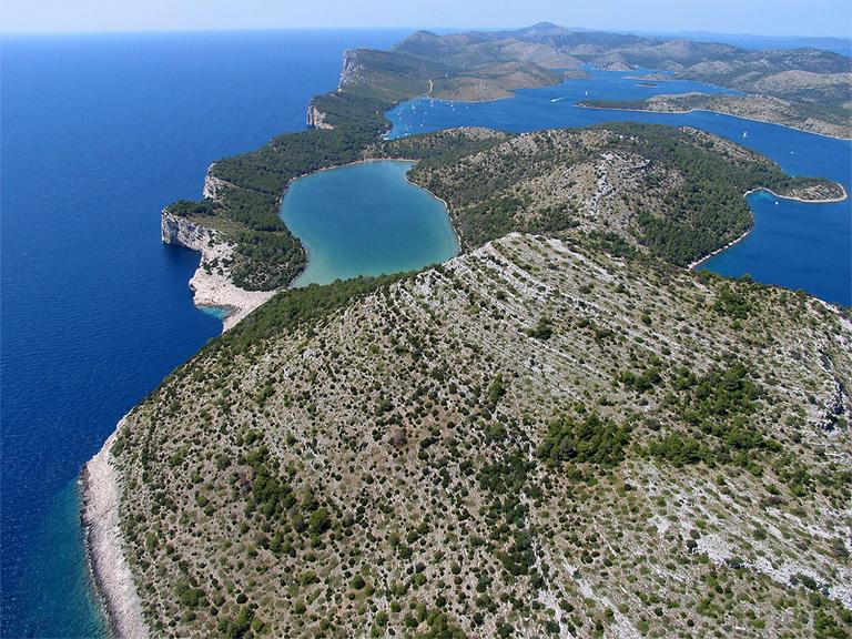 Cycling: Island of Dugi otok, Sali II