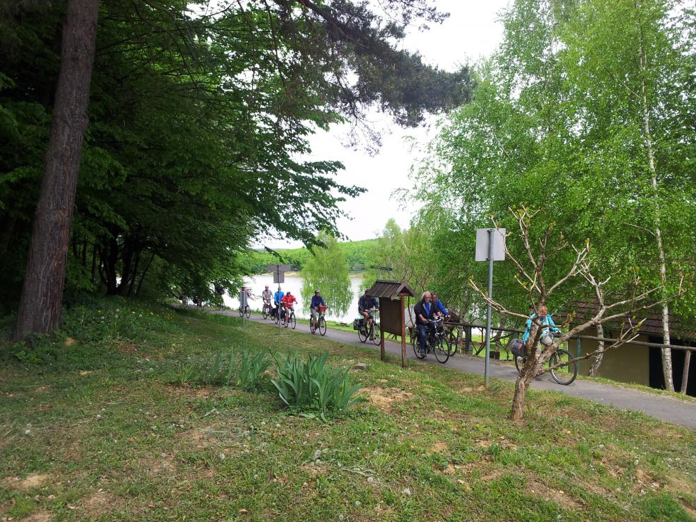 Cycling: Lendava - Jeruzalem