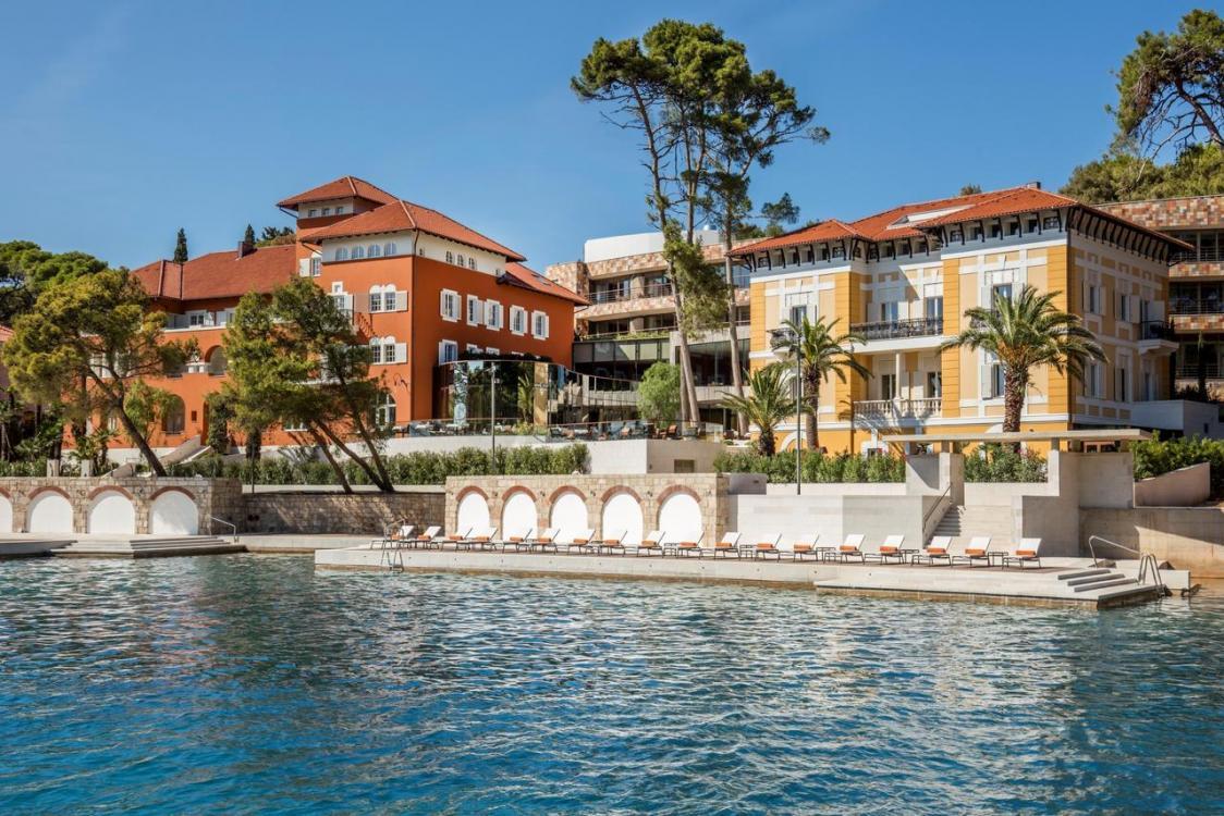 Boutique hotel alhambra kvarner mali lo inj for Boutique hotel croatie