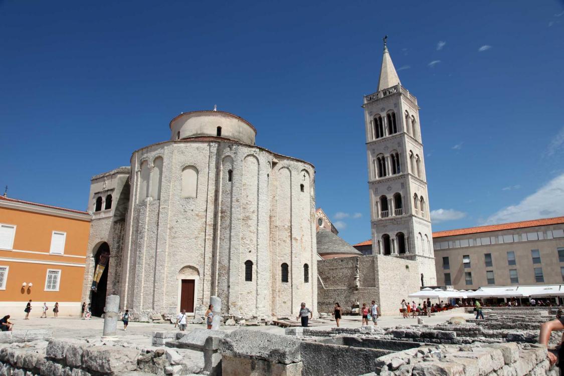 Cycling Self Guided Around Zadar Islands